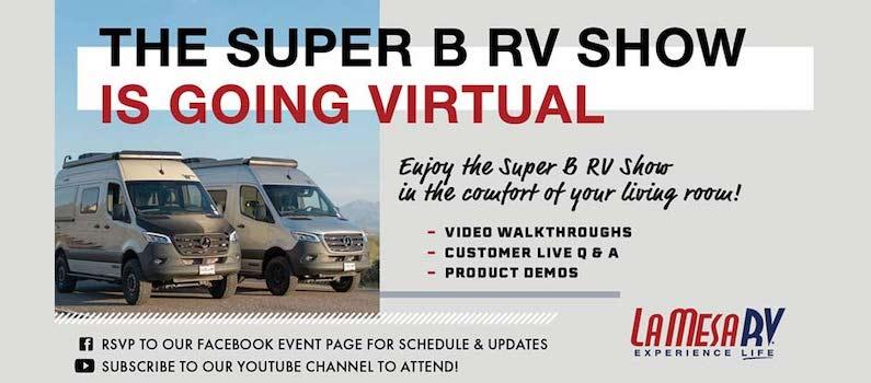 Super B RV show