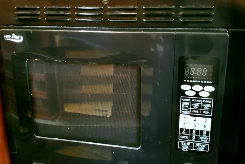 super easy rv convection oven cooking