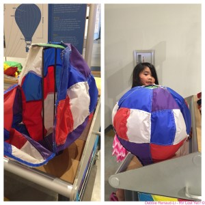 creating balloon