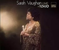 Sarah Vaughan - Live in Japan