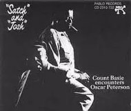 Oscar Peterson and Count Basie - Satch and Josh
