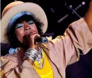 Lauryn Hill  - Over The Hill