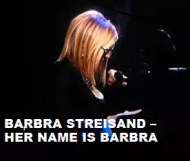Barbra Streisand  - Her Name Is Barbra