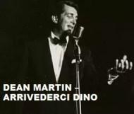 Dean Martin - Arrivederci Dino