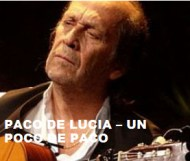 Paco De Lucia - Un Poco De Paco