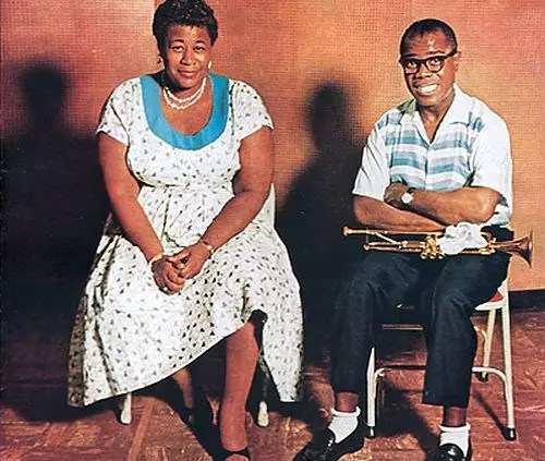 Ella Fitzgerald and <a href=