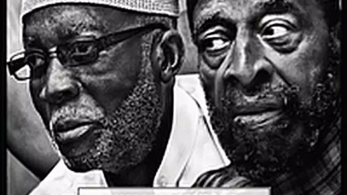 Ahmad Jamal and Yusef Lateef release 'Live at the Olympia: June 27, 2012' (2014)