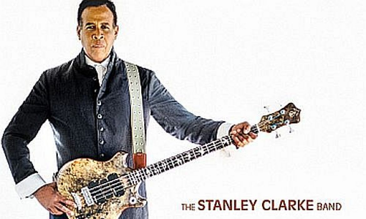 Stanley Clarke releases 'Up' by The Stanley Clarke Band  (2014)