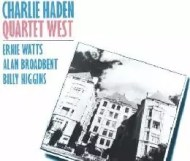 Charlie Haden - Quartet West