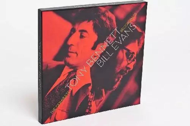 The Complete Tony Bennett/Bill Evans Recordings (Four-LP Box Set, 180-g vinyl)