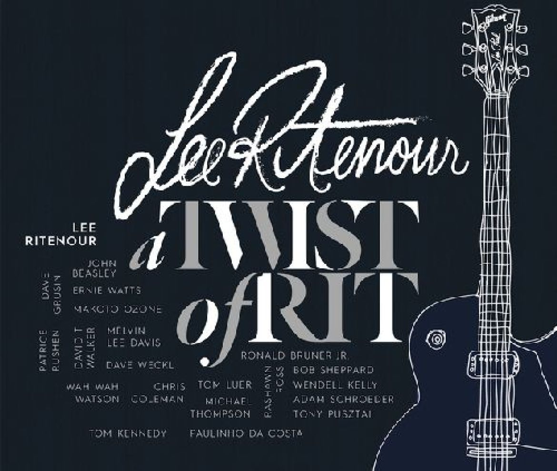 Lee Ritenour – A Twist Of Rit