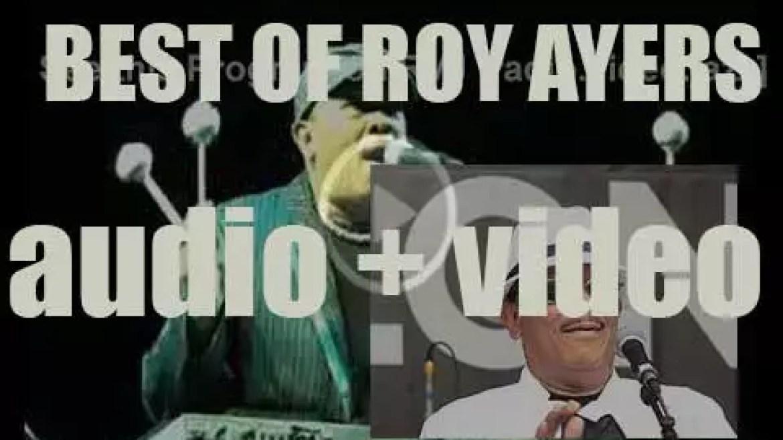 Happy Birthday Roy Ayers. 'Everybody Loves Roy'