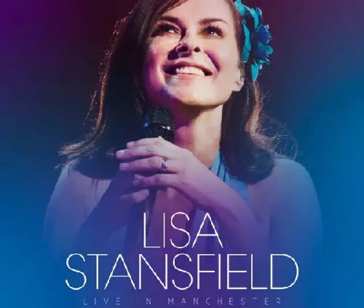 Lisa Stansfield records 'Live in Manchester' for earMUSIC (2014)