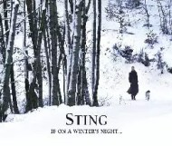 Sting - If on a Winter