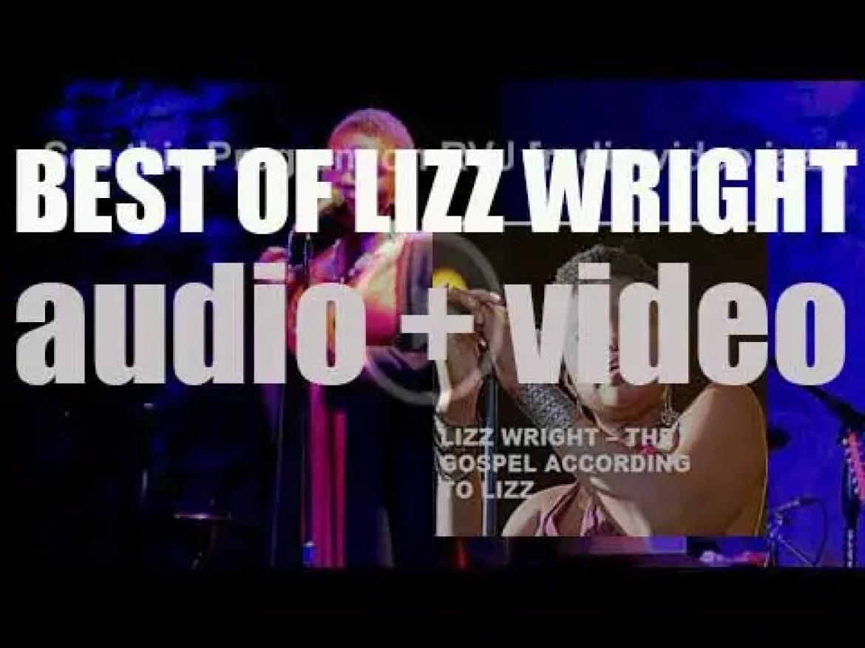 Happy Birthday Lizz Wright. 'The Gospel According To Lizz'