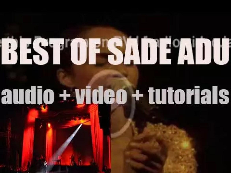 Happy Birthday Sade Adu. 'Much Adu About Love Thing'