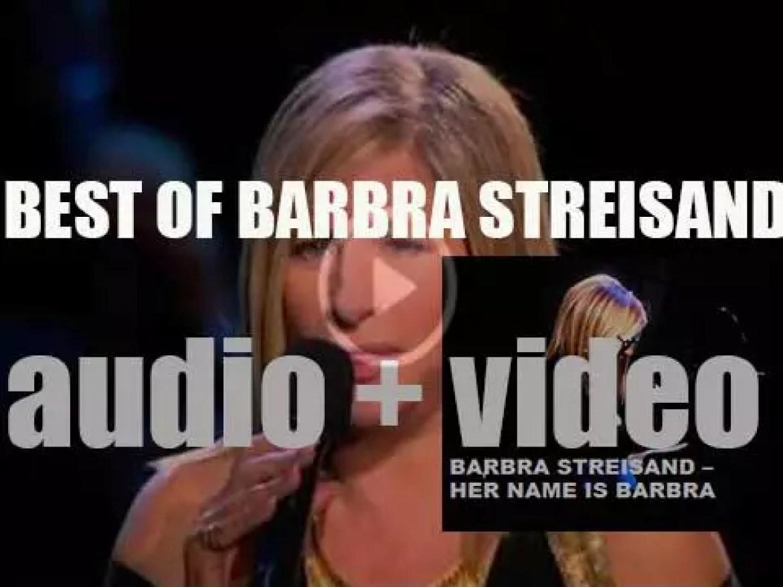 Happy Birthday Barbra Streisand. 'Her Name Is Barbra'