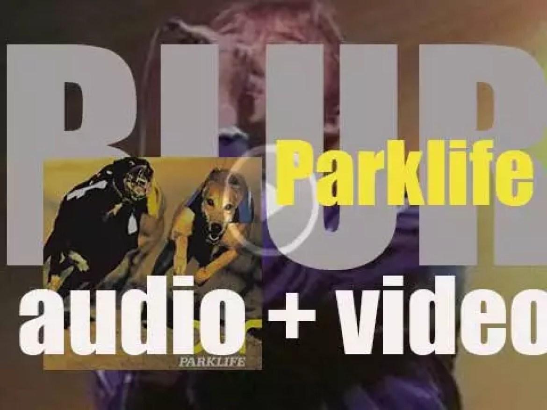 Blur release their third album : 'Parklife' featuring 'Girls & Boys' (1994)