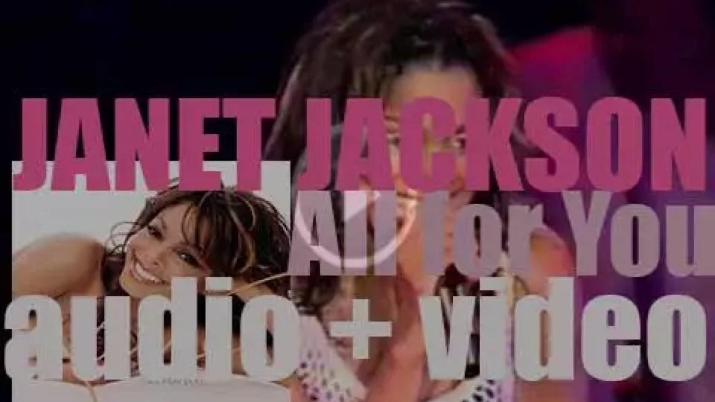 Virgin publish Janet Jackson's seventh album : 'All for You' (2001)