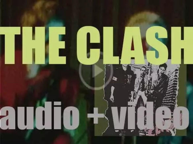 CBS publish 'The Clash,' their debut album featuring 'White Riot' (1977)