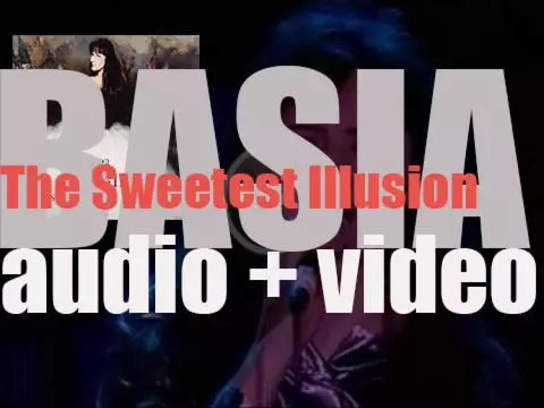 Epic publish Basia's third solo album : 'The Sweetest Illusion' (1994)