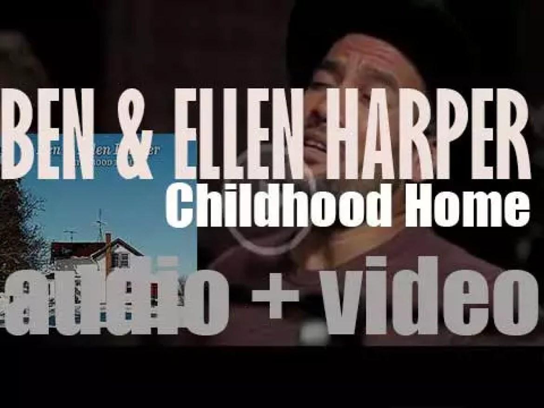 Universal publish 'Childhood Home'  by Ellen  & Ben Harper, a fully acoustic album (2014)