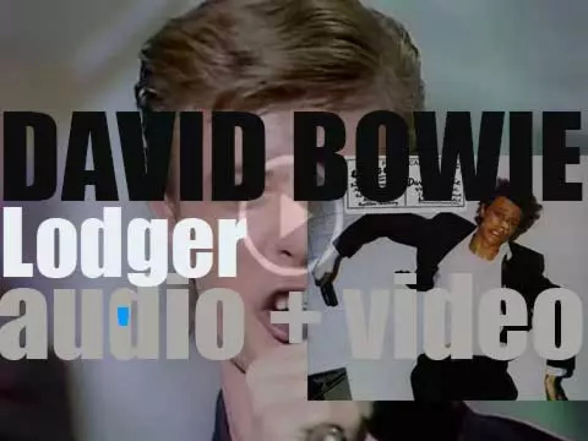 David Bowie releases 'Lodger,' his thirteenth album and the last of the Berlin Trilogy (1979)