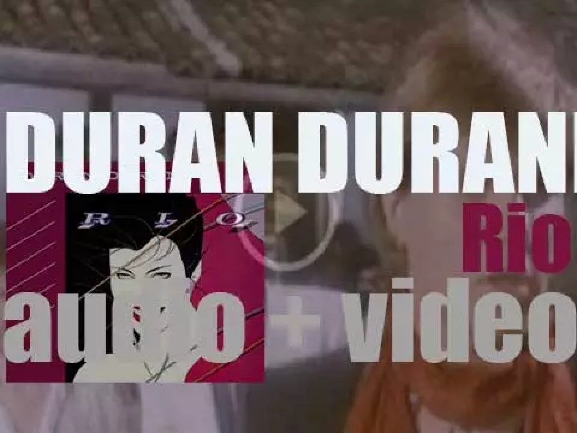 EMI Capitol publish Duran Duran's second album : 'Rio' featuring 'Hungry Like the Wolf' (1982)