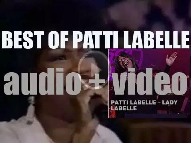 Happy Birthday Patti Labelle. 'Lady LaBelle'