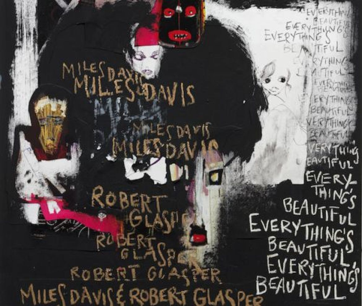 Robert Glasper releases 'Everything's Beautiful,' his reimagination of Miles Davis songs (2016)
