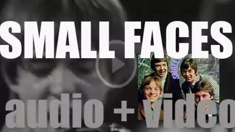 Decca publish 'Small Faces' debut album featuring 'Sha-La-La-La-Lee' (1966)