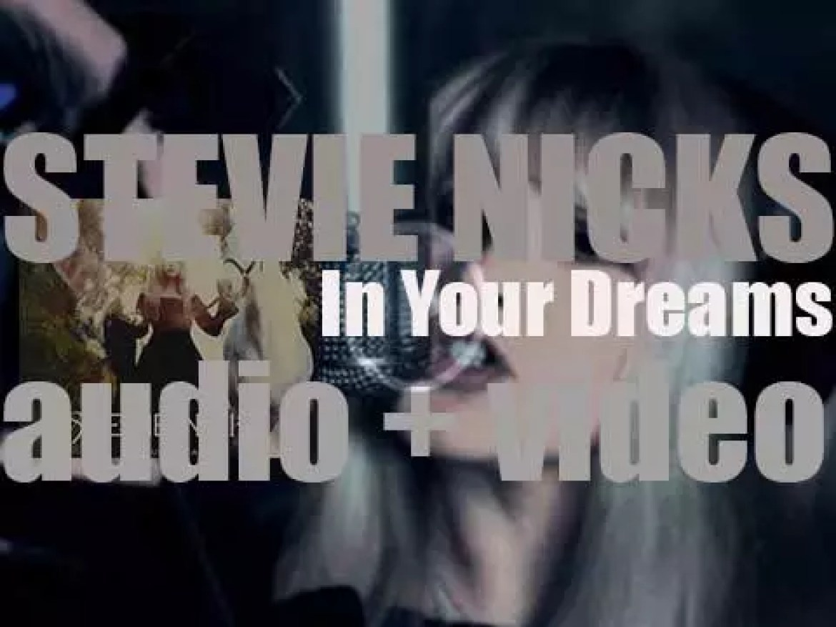 Reprise release Stevie Nicks'first album in ten years : 'In Your Dreams' co-written with Dave Stewart  (2011)