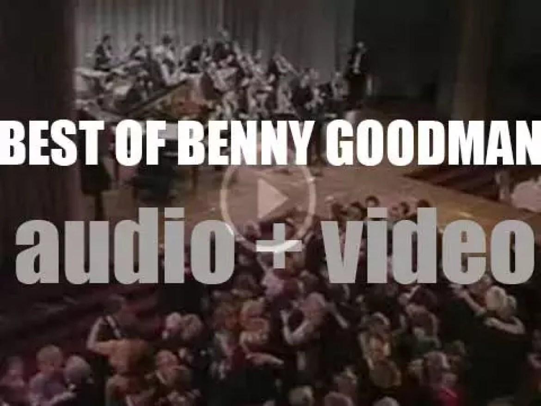 We remember Benny Goodman. 'Such A Goodman'