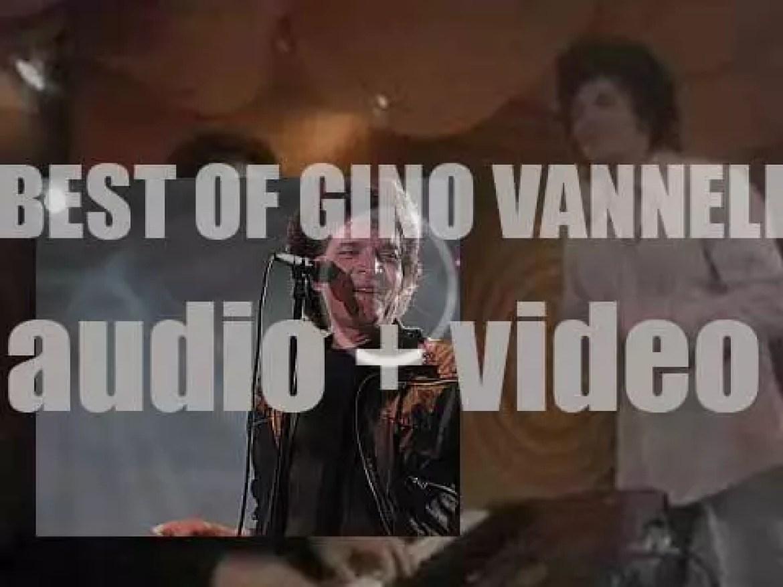 Happy Birthday Gino Vannelli. 'Fratello Gino'