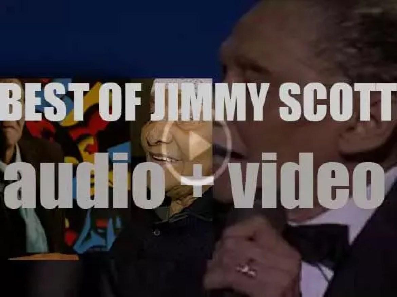 We remember Jimmy Scott. 'Little Big Jimmy'
