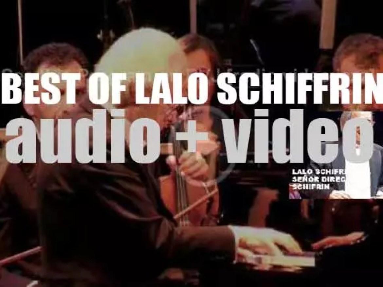 Happy Birthday Lalo Schifrin. 'El Señor Director Schifrin'