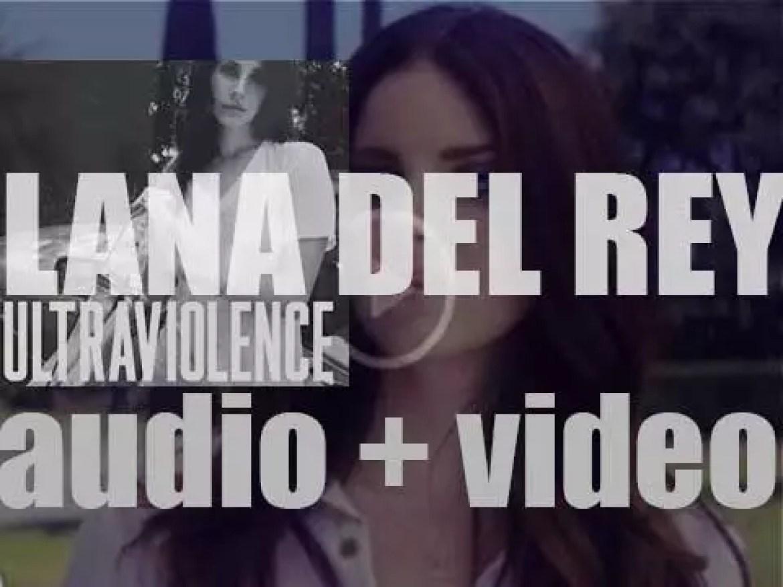 UMG Recordings publish Lana Del Rey's third album : 'Ultraviolence' (2014)