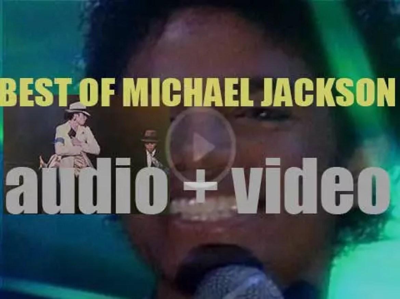 We remember Michael Jackson. 'King Of Tops'