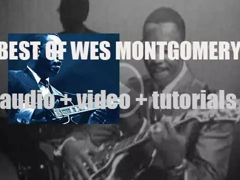 Wes Montgomery on RVM [Radio Video Music]