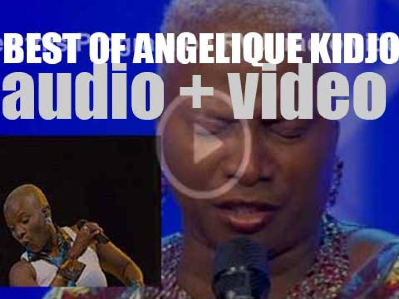 Happy Birthday Angelique Kidjo. 'Got My Kidjo Workin'