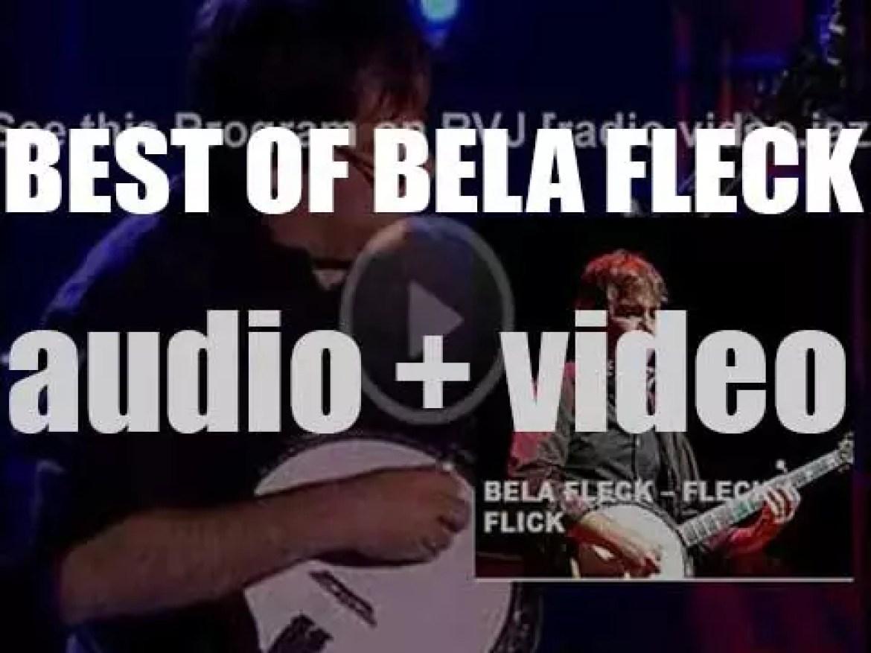 Happy Birthday Béla Fleck. 'Fleck Flick'
