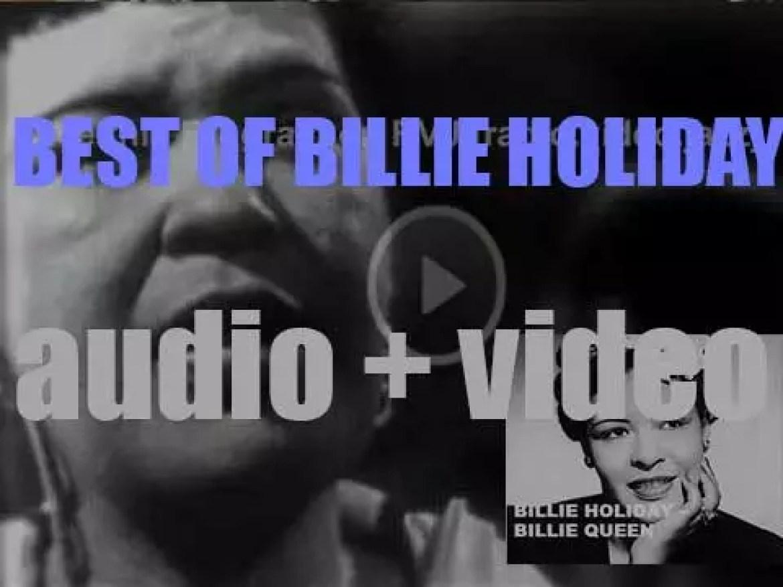 We remember Billie Holiday. 'Billie Queen'