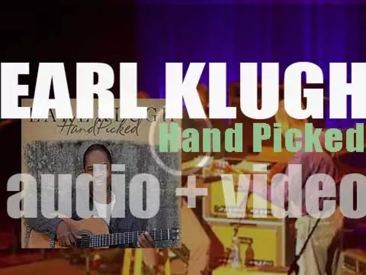 Heads Up International publish Earl Klugh's 'Hand Picked' (2013)