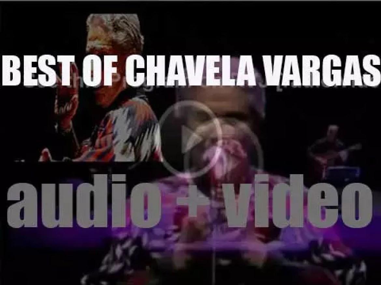 Recordamos Chavela Vargas. 'La Vargas'