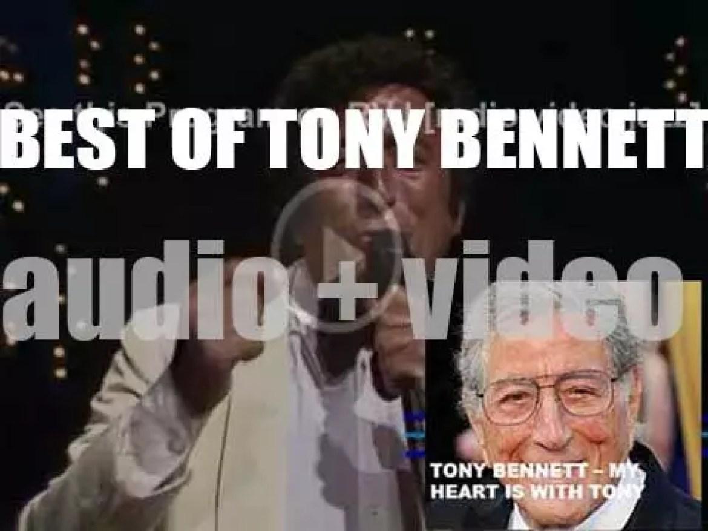 Happy Birthday Tony Bennett. 'My Heart Is With Tony'