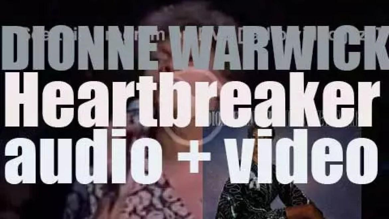 Dionne Warwick releases 'Heartbreaker,' an album produced by Barry Gibb (1982)