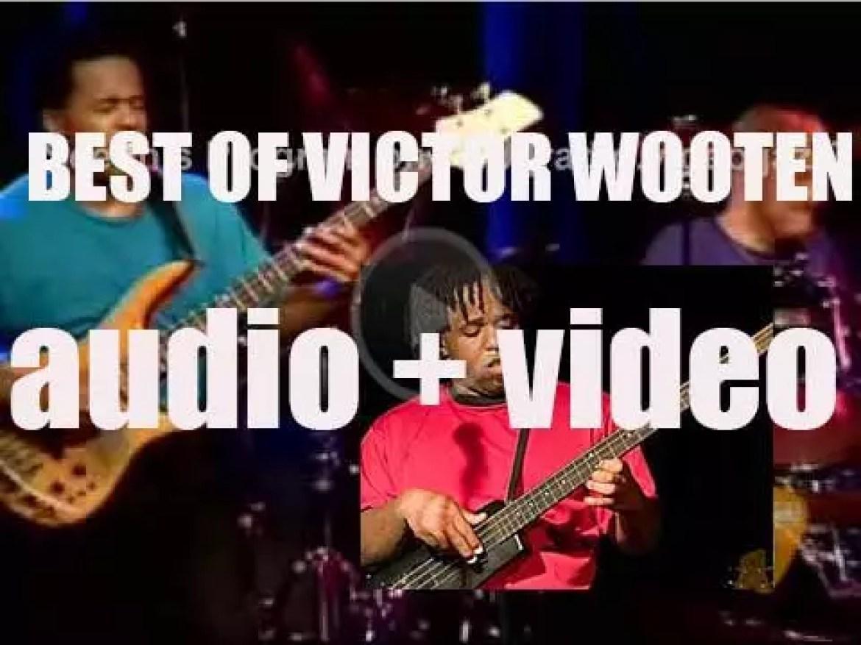 Happy Birthday Victor Wooten. 'Bass Slapped'