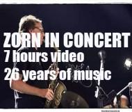 Zorn in Concert