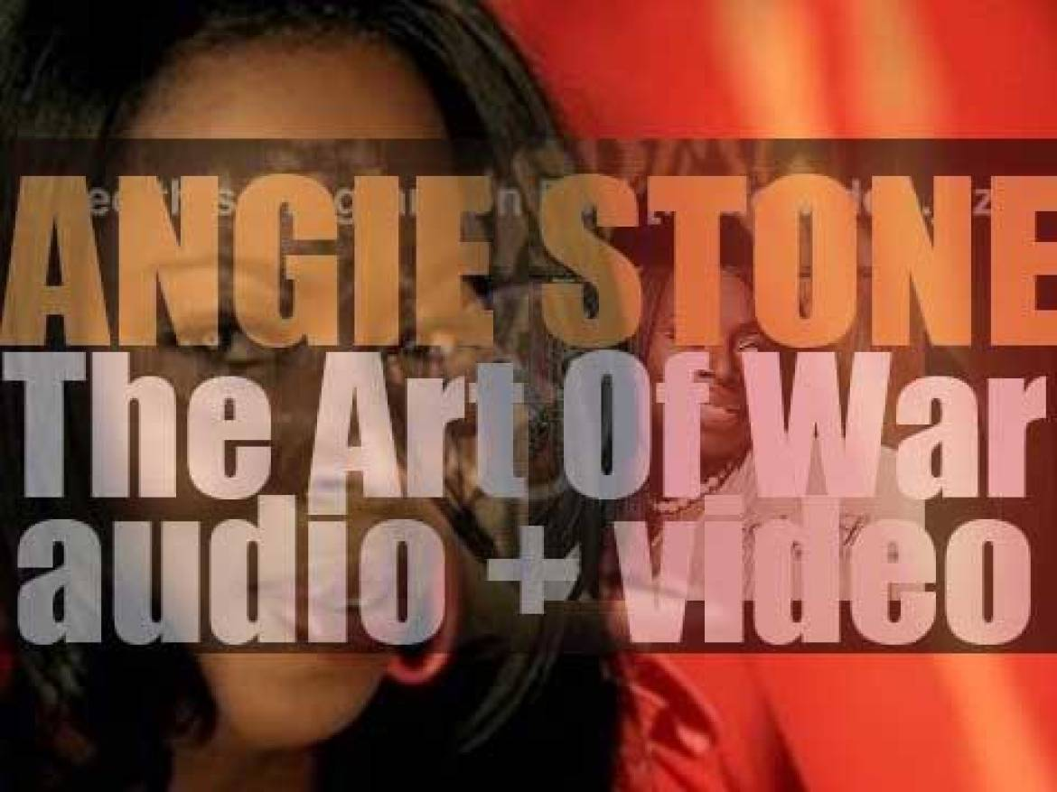 Stax Records publish Angie Stone's fourth album : 'The Art of Love & War' (2007)
