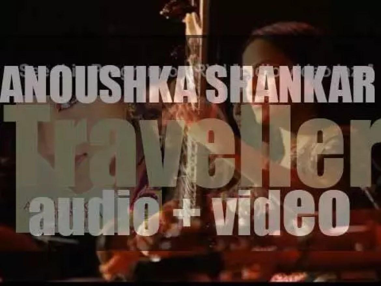 Deutsche Grammophon publish Anoushka Shankar's 'Traveller' (2011)